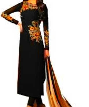 Pakistani simple dresses shalwar kameez